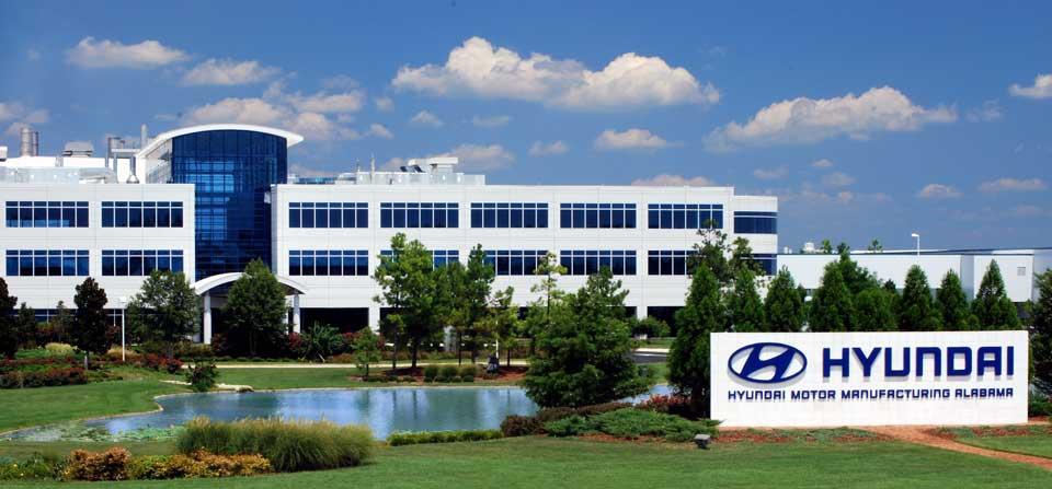 Hyundai motor manufacturing alabama for Holmes motor in montgomery al