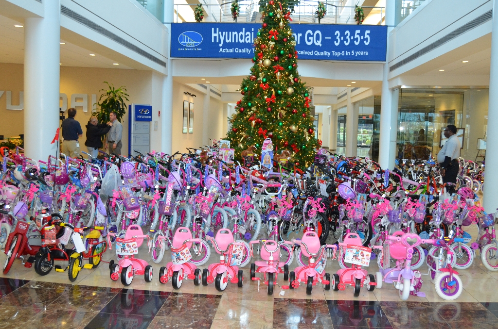Form 501c3 Toys For Tots : Hmma toys for tots drive hyundai motor