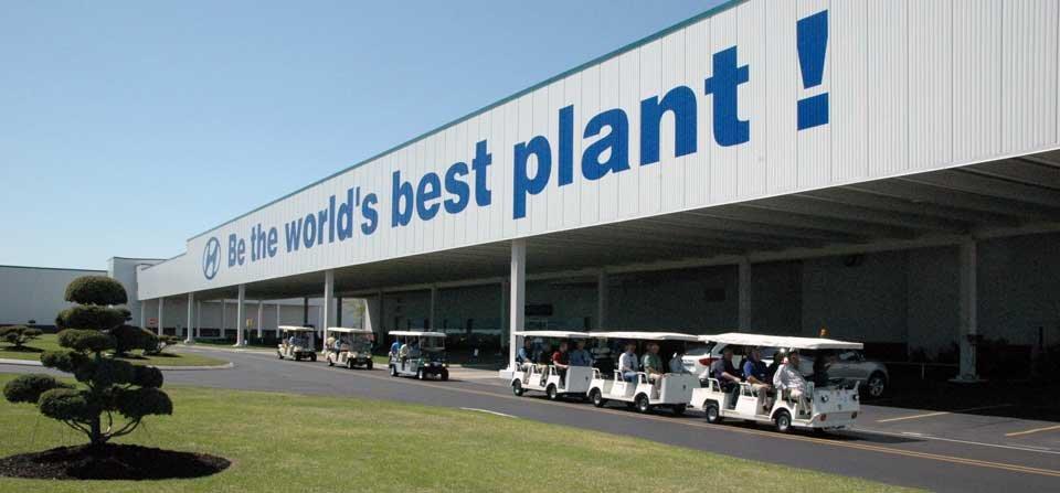 About Hyundai Motor Manufacturing Alabama (HMMA) Tours