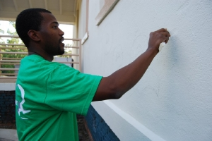 MPS Clean-Up - Designing a Mural