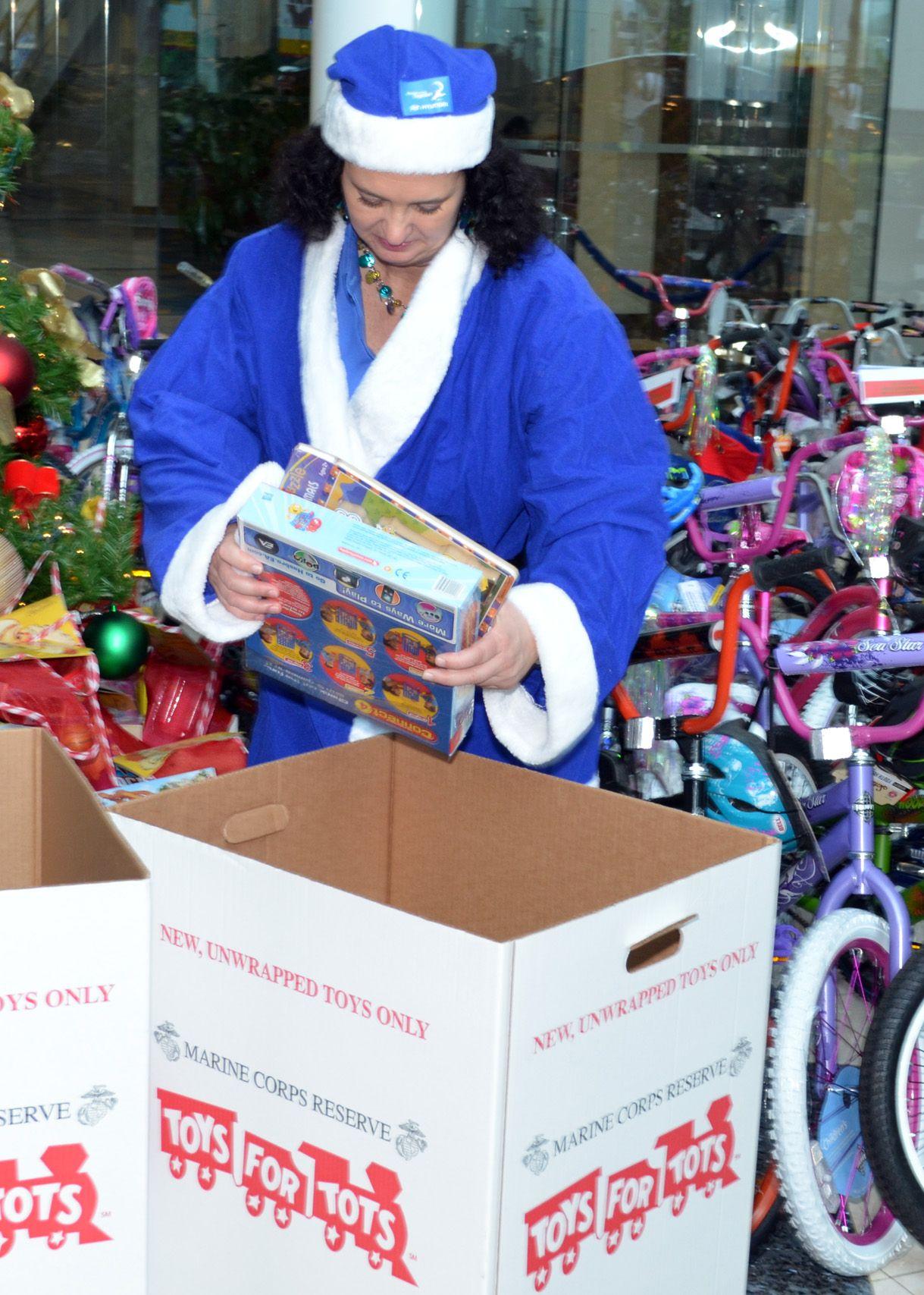 Toys For Tots Campaign : Toys for tots campaign hyundai motor manufacturing
