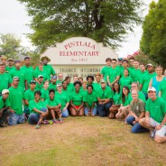 HMMA Helps Pintlala Elementary Get Ready for the New School Year