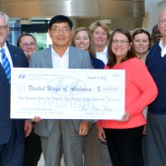 HMMA AND ITS TEAM MEMBERS PLEDGE MORE THAN $341,000 TO UNITED WAYS OF ALABAMA
