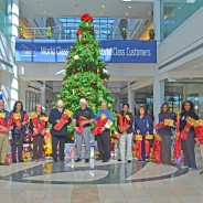 HMMA TEAM MEMBERS STUFF STOCKINGS FOR AREA CHILDREN IN NEED