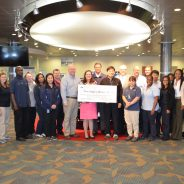 HMMA AND ITS TEAM MEMBERS PLEDGE MORE THAN $367,000 TO UNITED WAYS OF ALABAMA
