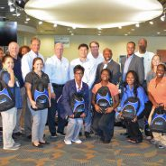HYUNDAI MOTOR MANUFACTURING ALABAMA TEAM MEMBERS FILL MORE THAN 400 BACKPACKS WITH OVER $8,000 IN SCHOOL SUPPLIES