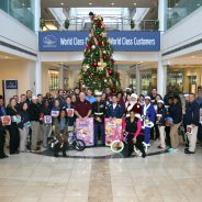 HYUNDAI MOTOR MANUFACTURING ALABAMA  TEAM MEMBERS DONATE HUNDREDS OF BICYCLES AND DOZENS OF TOYS TO MARINE CORPS TOYS FOR TOTS