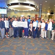 HYUNDAI MOTOR MANUFACTURING ALABAMA TEAM MEMBERS DONATE MORE THAN $17,000 TO MONTGOMERY AREA FOOD BANK